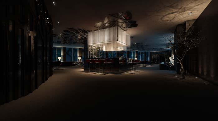 休闲类型主题餐厅酒吧装修设计